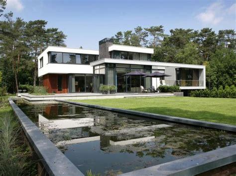 bsh home design nj contemporary modern residence house in bosch en duin by