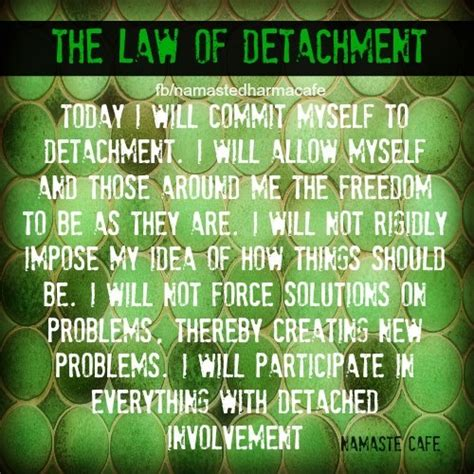 the magic of detachment how to let go of other and their problems books buddhist detachment quotes quotesgram