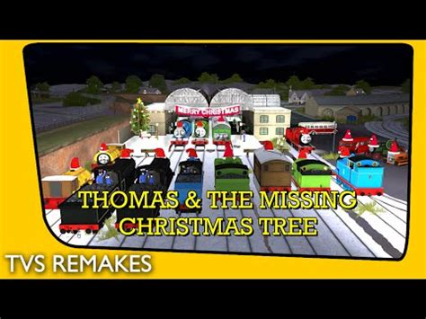thomas and the missing christmas tree us thetttecom