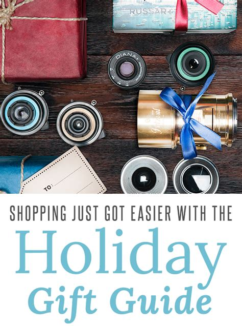 Shopping Just Got Easier by Shopping Just Got Easier With The Gift Guide