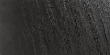Kitchen Wall Tile by Ibero Qrock Riven Black Porcelain Tile 31x63cm The Big