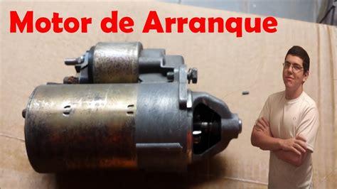 inductor motor de arranque como funciona motor de arranque
