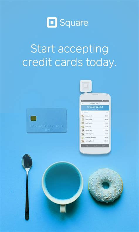 Square Credit Card Template by Accept Credit Card Payments My Business Choice Image