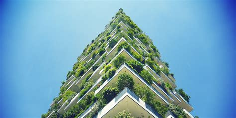 coolest architecture in the world tree covered skyscraper is world s best tall building