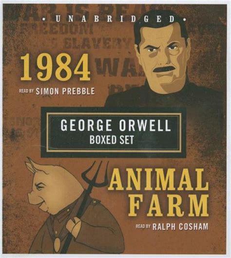 themes in 1984 and animal farm mini store gradesaver
