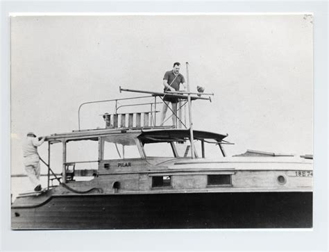 hemingway s fishing boat ernest hemingway fishing boat google search hemingways