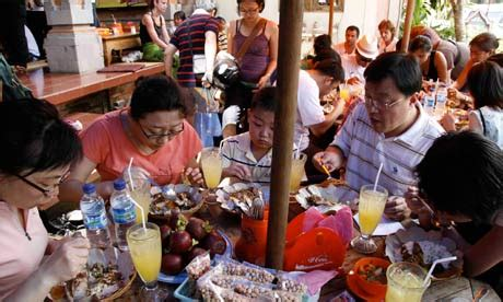 top  places  eat  ubud bali travel  guardian