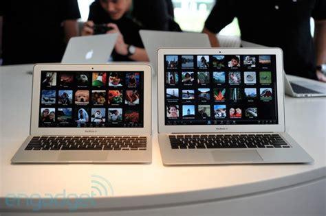 Mba 11 Vs 13 by 新 Macbook Air 11インチ Vs 13インチ 比較ギャラリー Engadget 日本版