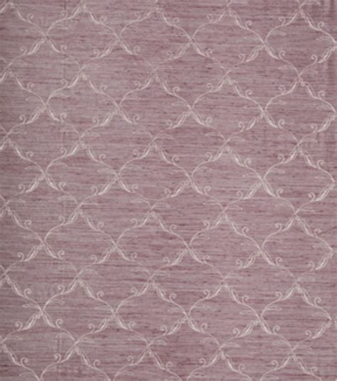 home decor print fabric eaton square copland purple