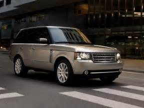 landrover range rover 2010 pictures and wallpapers