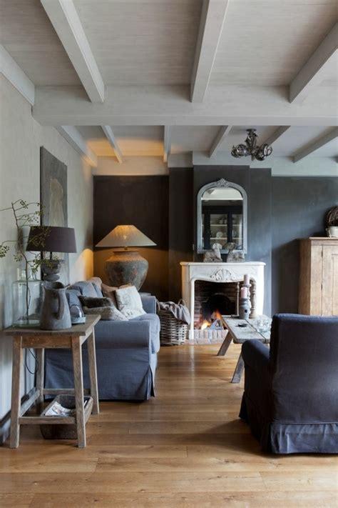 schäbige schicke wohnzimmer wohnzimmer italienisches design