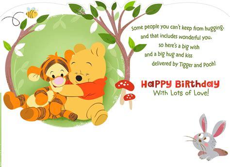 happy birthday winnie the pooh jerzy decoration