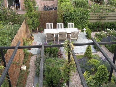 Garten Sichtschutz Ideen 2280 by Tuinontwerp Greta B 228 Cker Broekema Sierbestrating B V