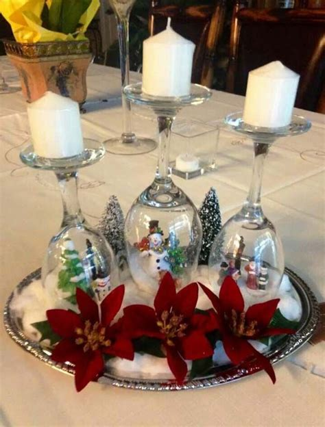christmas table decorations  christmas noel deco