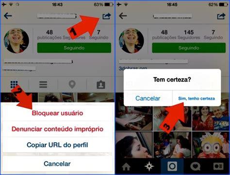 tutorial no instagram como bloquear um usu 225 rio no instagram passo a passo
