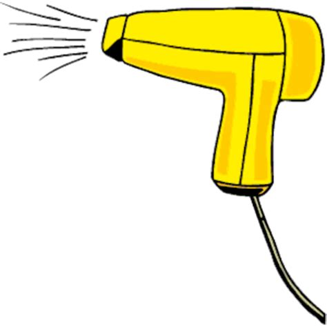 Hair Dryer Images Clip hair dryer clipart clipart suggest