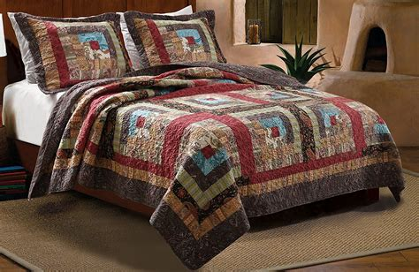 King Size Quilts And Comforters by Bedroom King Size Quilt Sets With Rustic Bedding And