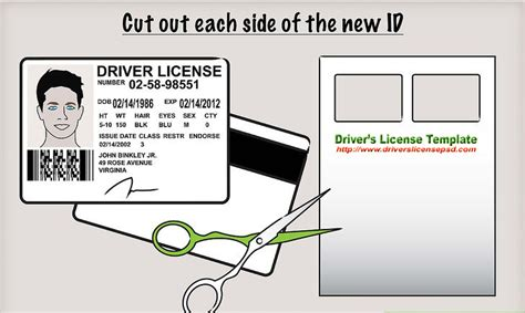 Drivers License Fake Drivers License Drivers License Psd How To Make A Fake Id Master And Sync License Template