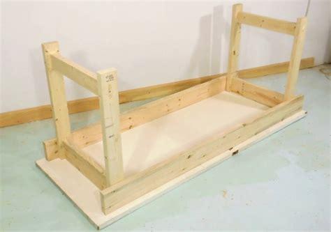 sturdy bench how to build a simple sturdy workbench