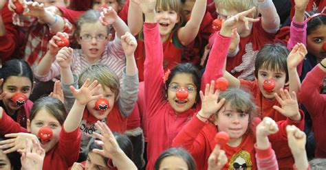 ideas for nose day school urged to don their noses birmingham mail