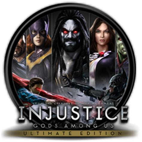 Injustice Gods Among Us Ultimate Edition Reg 1 injustice gods among us ultimate edition icon by blagoicons on deviantart
