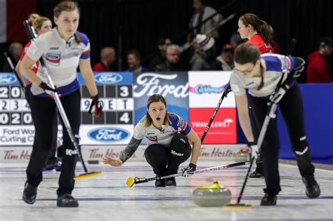 2019 ford world womens curling chionship ford world s curling chionship 2018 world