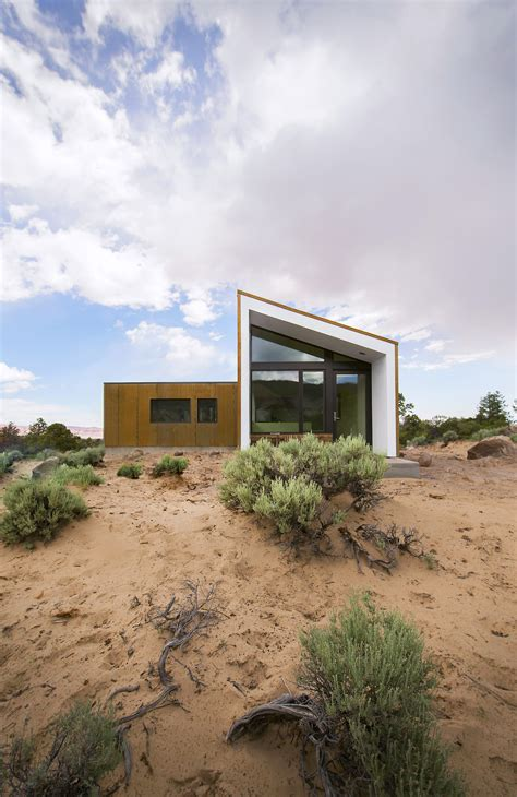 House Plans And Designs Gallery Of Capitol Reef Desert Dwelling Imbue Design 2