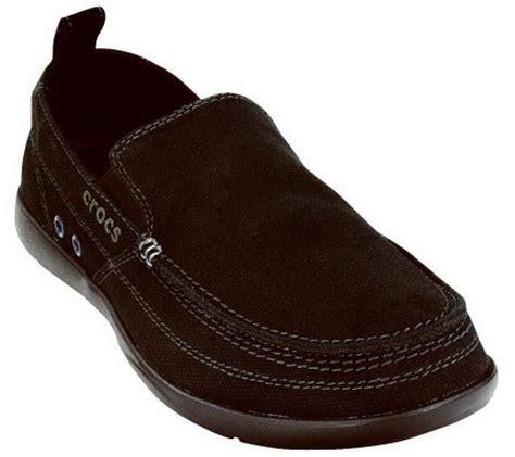 crocs s walu slip on shoes qvc
