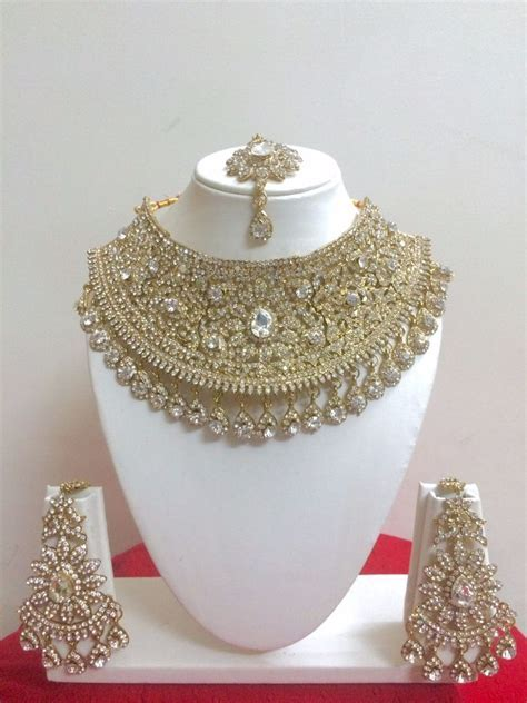 20 Bridal Artificial Jewellery Designs for Wedding