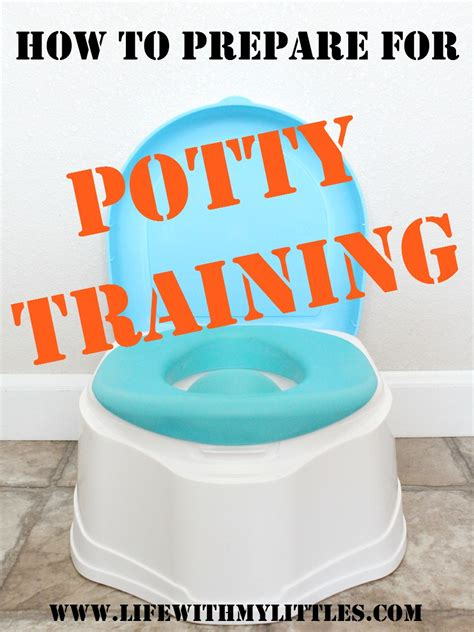 how to a for potty how to prepare for potty with my littles