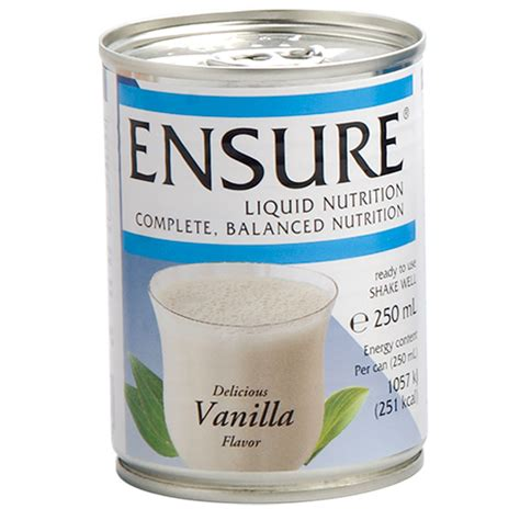 Formula Ensure buy ensure original vanilla strawberry isotonic nutrition