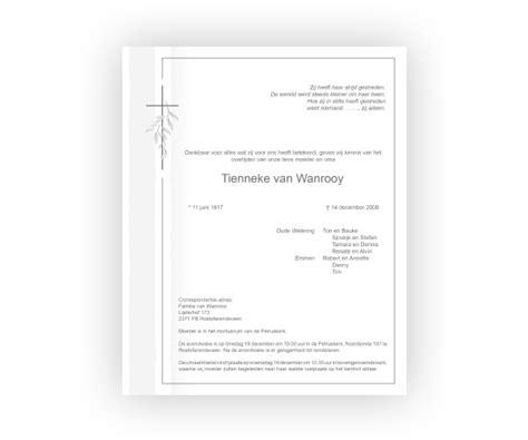 layout van een blog rouwkaarten drukken pim print blog