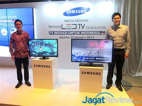 Tv Samsung F5105 samsung hadirkan led tv f4105 f5105 sebagai solusi dan