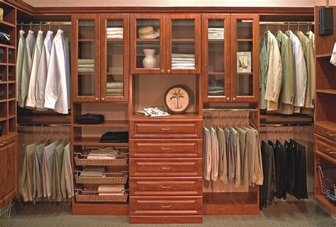 Custom Wood Closet by Luxurious Closet Solutions In Charleston More Space