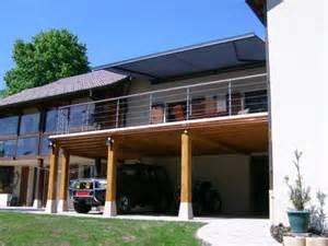 carport mit terrasse terrasse 233 tanche