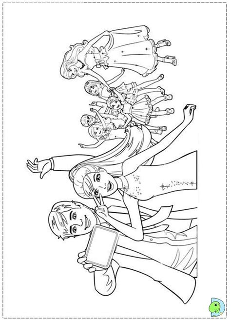 coloring pages of barbie and her sisters barbie and her sisters in a pony tale coloring barbie