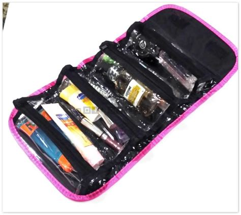 Travel Mate Organizer Toilet Bag Roll Go Traveling roll n go makeup toiletry cosmetic end 2 22 2018 12 15 am