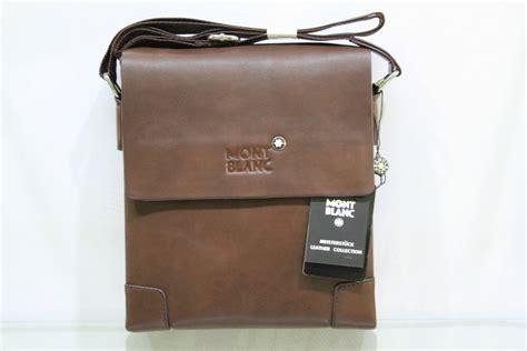 Tas Impor Mont Blanc 96001 3 tas selempang mont blanc untuk kerja