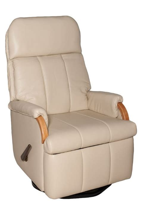 compact leather recliner image gallery small recliners