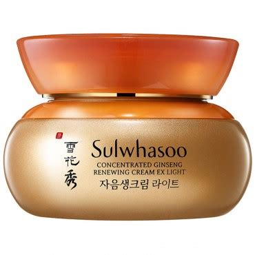 concentrated ginseng renewing ex light