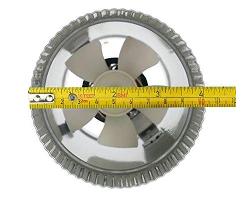 hvac square duct booster fan terrabloom inline duct fan 100 cfm 4 inch hvac