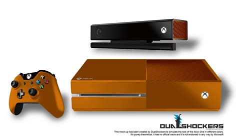 orange color variations here s how the xbox one could look in 26 beautiful colors