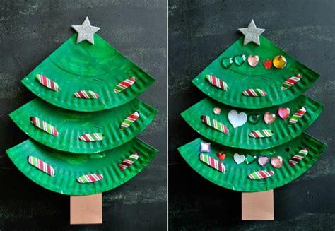 Basteln Mit Papptellern Weihnachten basteln mit papptellern 20 ideen f 252 r weihnachstbasteln