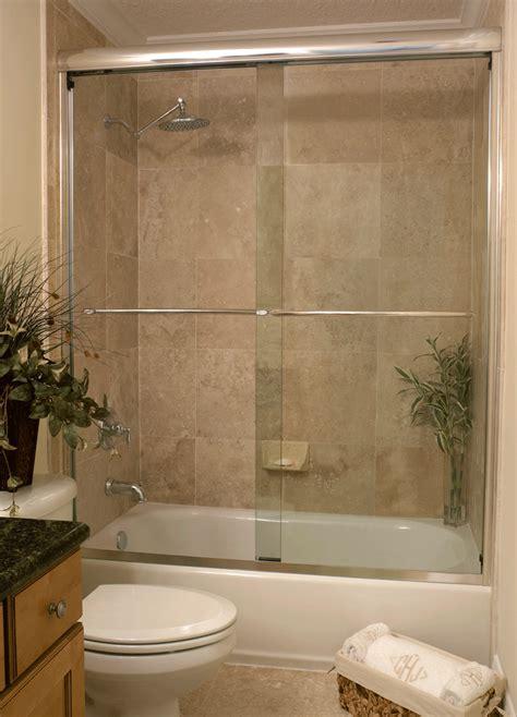 Bypass Shower Doors by Coastal Industries Paragon Frameless Bypass Shower Doors