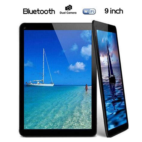9 Inch Android 4 4 Tablet Pc a33 9 quot inch android 4 7 tablet pc 16gb