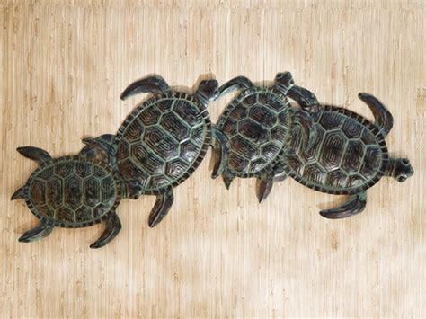 sea turtle wall