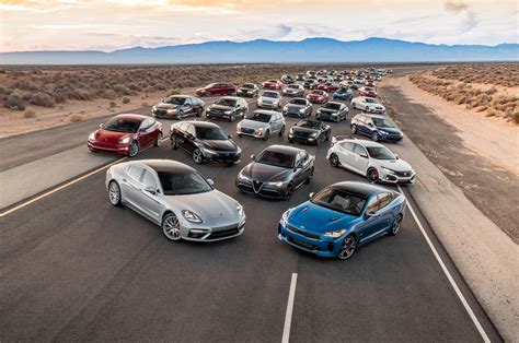 motor trend car of the year 2018 motor trend car of the year contenders motor trend