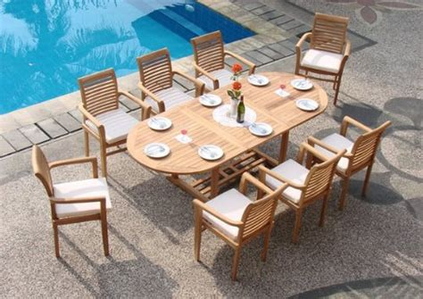 treating outdoor wood furniture should you treat teak patio furniture with teak