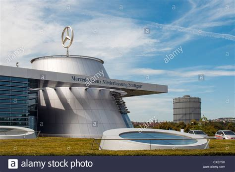 Mercedes In Germany by Mercedes Factory Sales Center Stuttgart Germany