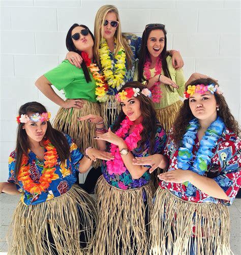 themed clothing ideas tropical day spiritweek costume hawaiian my pins